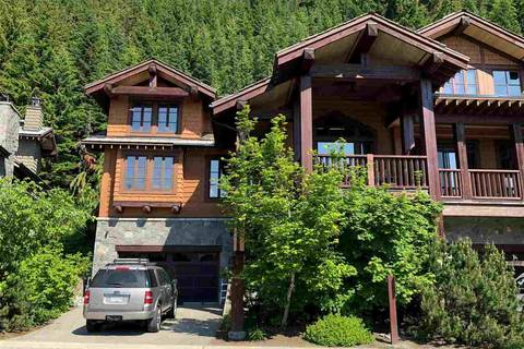 Townhouse for sale at 2300 Nordic Dr Unit 14 Whistler British Columbia - MLS: R2376207