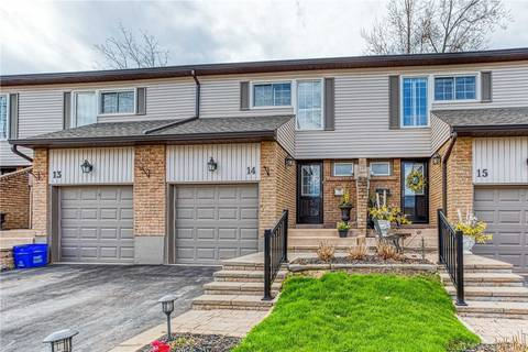 Condo for sale at 2411 Sovereign St Unit 14 Oakville Ontario - MLS: W4459719