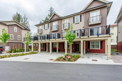 Townhouse for sale at 2530 Janzen St Unit 14 Abbotsford British Columbia - MLS: R2382641