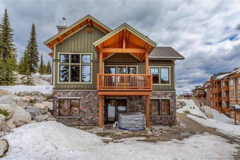 House for sale at 255 Feathertop Wy Unit 14 Big White British Columbia - MLS: 10182327