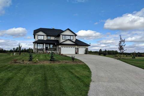 House for sale at 25515 511a Rd Unit 14 Rural Parkland County Alberta - MLS: E4107266