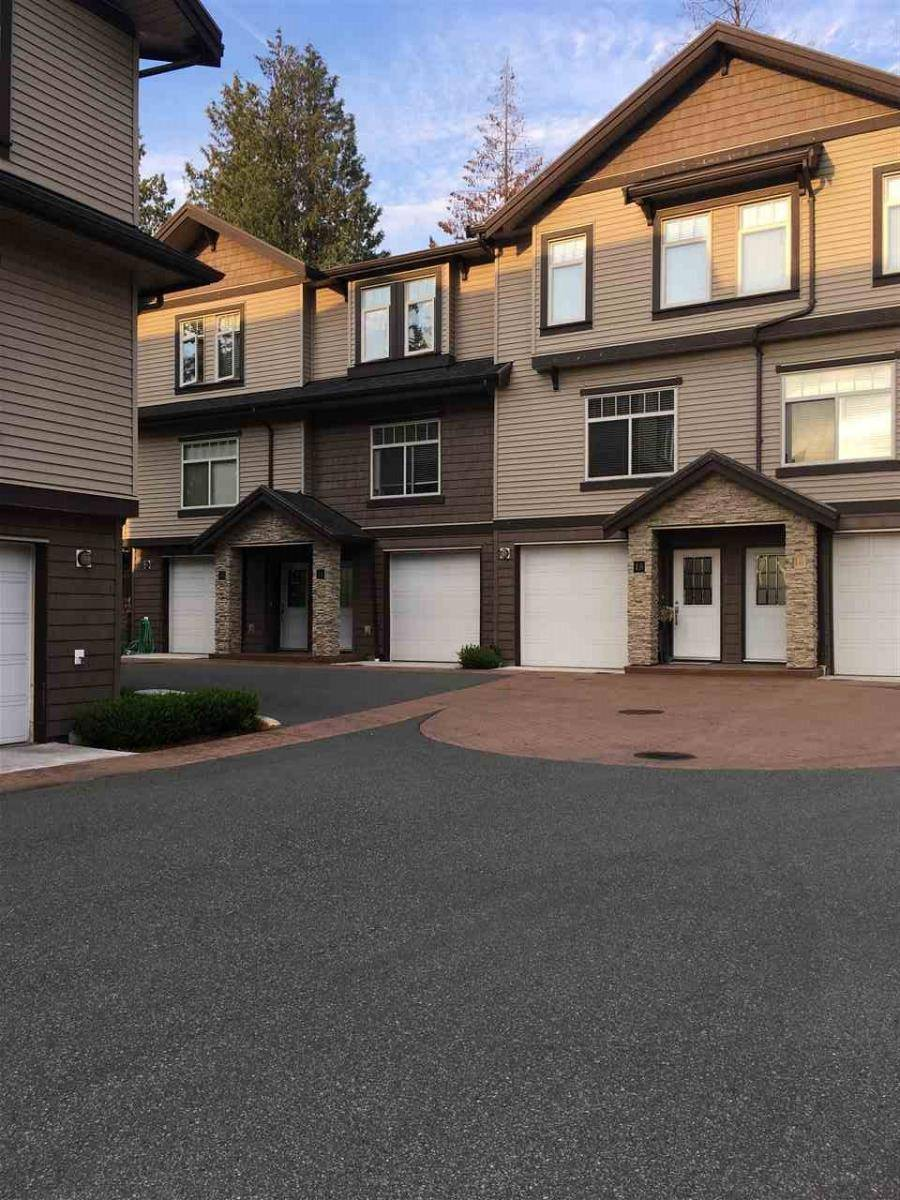 Townhouse for rent at 2950 Lefeuvre Rd Unit 14 Abbotsford British Columbia - MLS: R2452434
