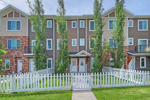 Townhouse for sale at 300 Marina Dr Unit 14 Chestermere Alberta - MLS: C4265939