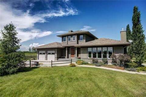 House for sale at 14 303 Ave West Rural Foothills County Alberta - MLS: C4294198
