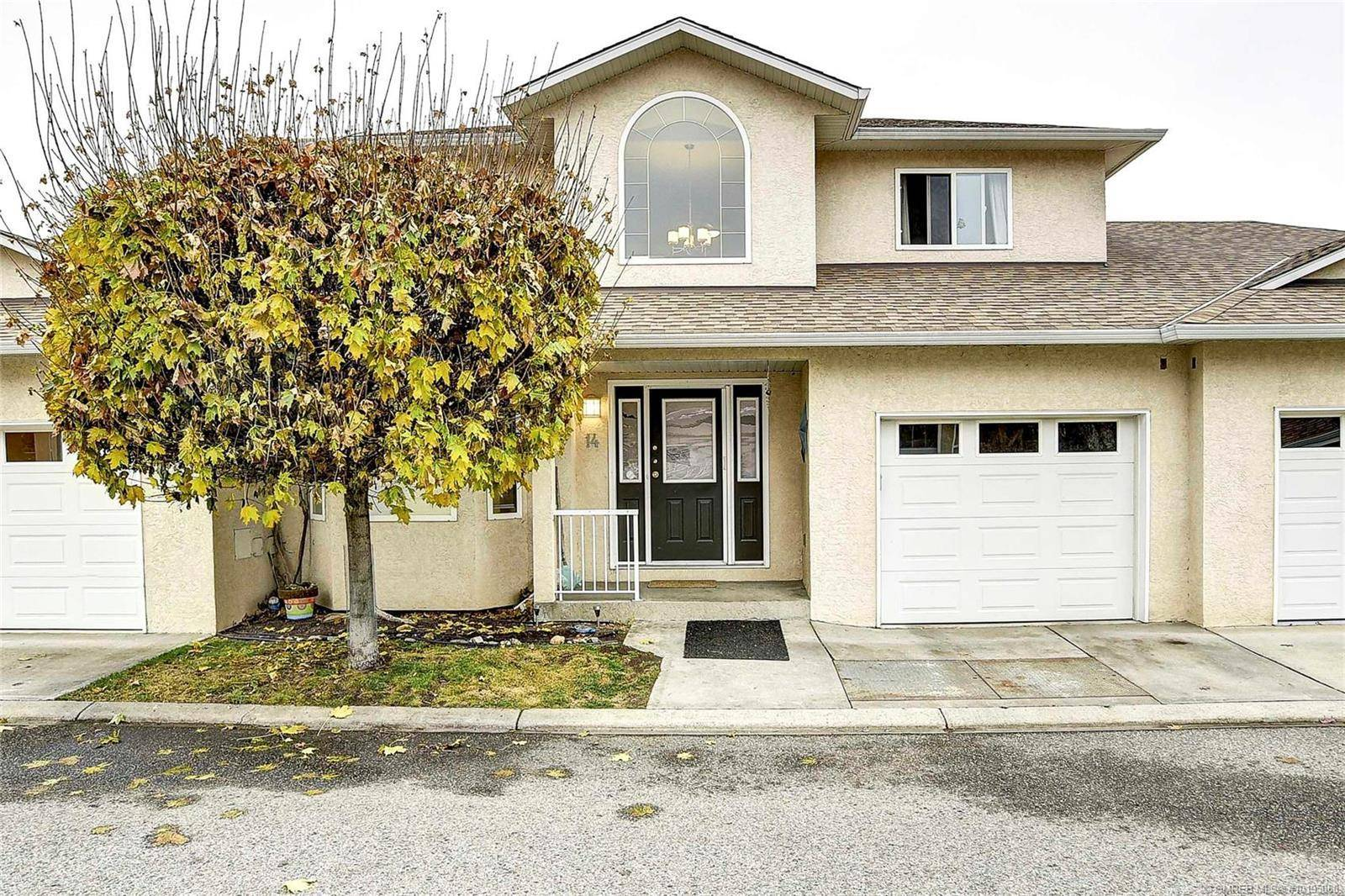 Townhouse for sale at 3365 Casorso Rd Unit 14 Kelowna British Columbia - MLS: 10195060