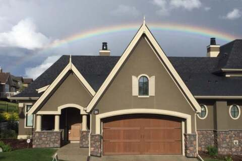 Townhouse for sale at 347 Tuscany Estates Ri Northwest Unit 14 Calgary Alberta - MLS: C4297487