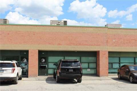 Commercial property for sale at 348 Bronte St Unit 14 Milton Ontario - MLS: 40017466
