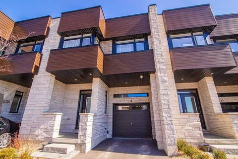 Condo for sale at 35 Midhurst Hts Unit #14 Hamilton Ontario - MLS: X4726959