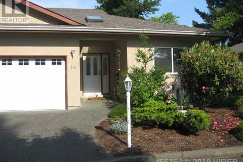 Townhouse for sale at 352 Douglas St Unit 14 Comox British Columbia - MLS: 455753