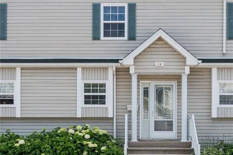Townhouse for sale at 354 Amirault St Unit 14 Dieppe New Brunswick - MLS: M118924