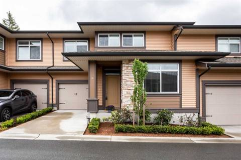 Townhouse for sale at 35846 Mckee Rd Unit 14 Abbotsford British Columbia - MLS: R2365245