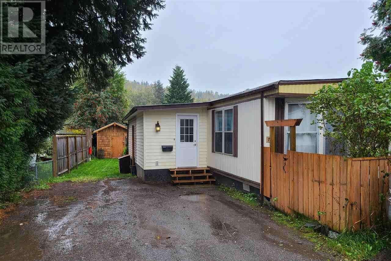 Residential property for sale at 3889 Muller Ave Unit 14 Terrace British Columbia - MLS: R2503527