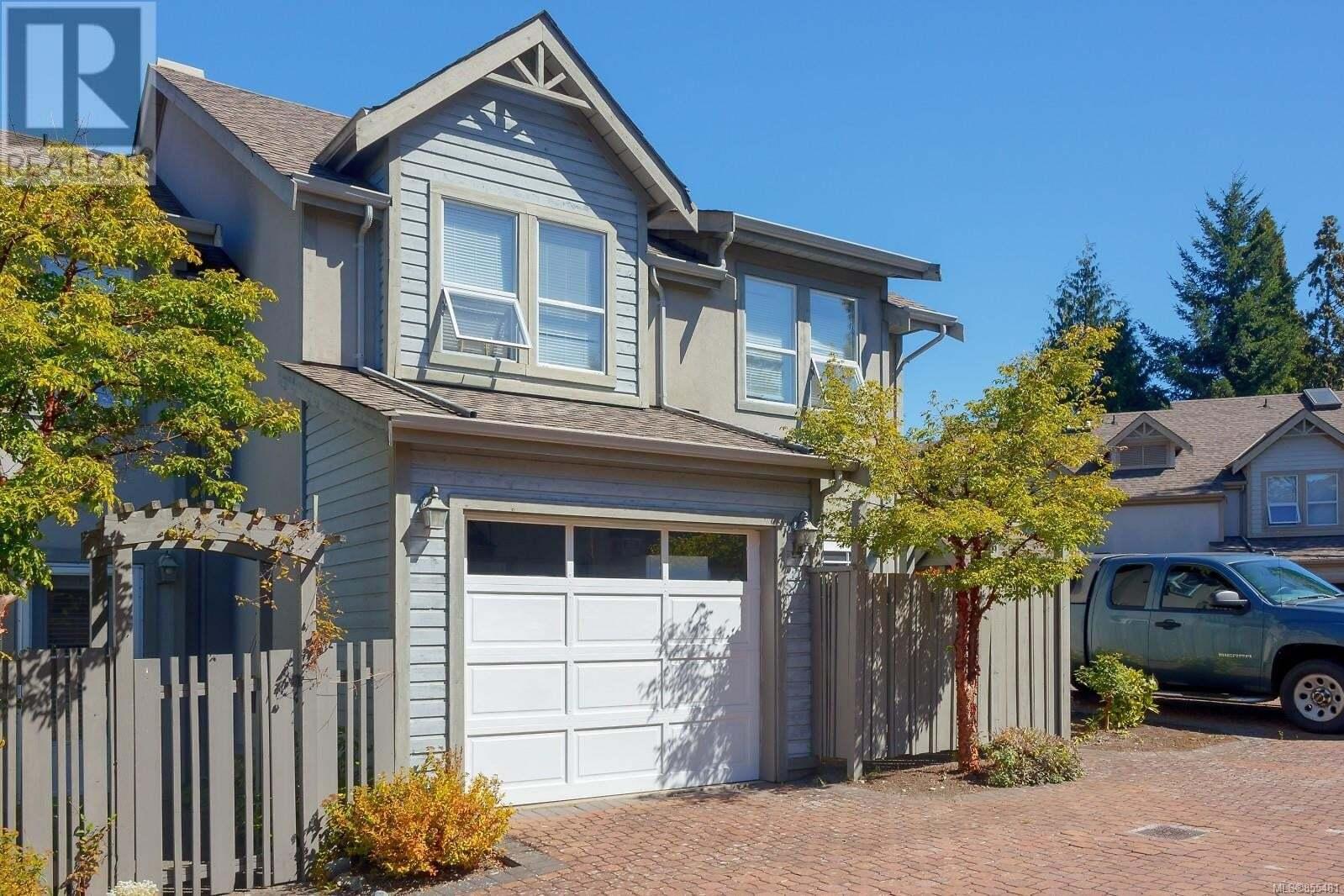 Townhouse for sale at 3947 Cedar Hill Cross Rd Unit 14 Saanich British Columbia - MLS: 855481