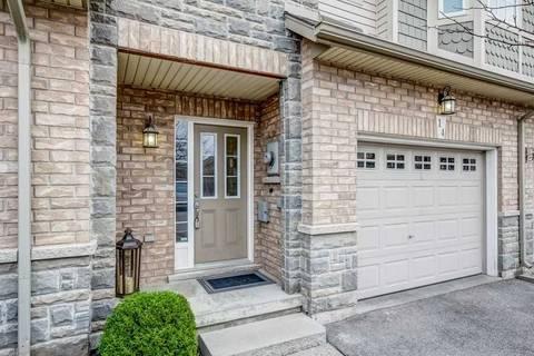 Condo for sale at 40 Dartmouth Gt Unit 14 Hamilton Ontario - MLS: X4727327