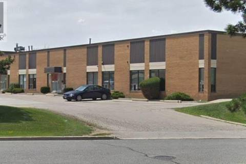 Commercial property for lease at 40 Magnetic Dr Apartment 14 Toronto Ontario - MLS: W4675730