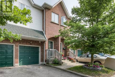 Townhouse for sale at 42 Green Valley Dr Unit 14 Kitchener Ontario - MLS: 30750860