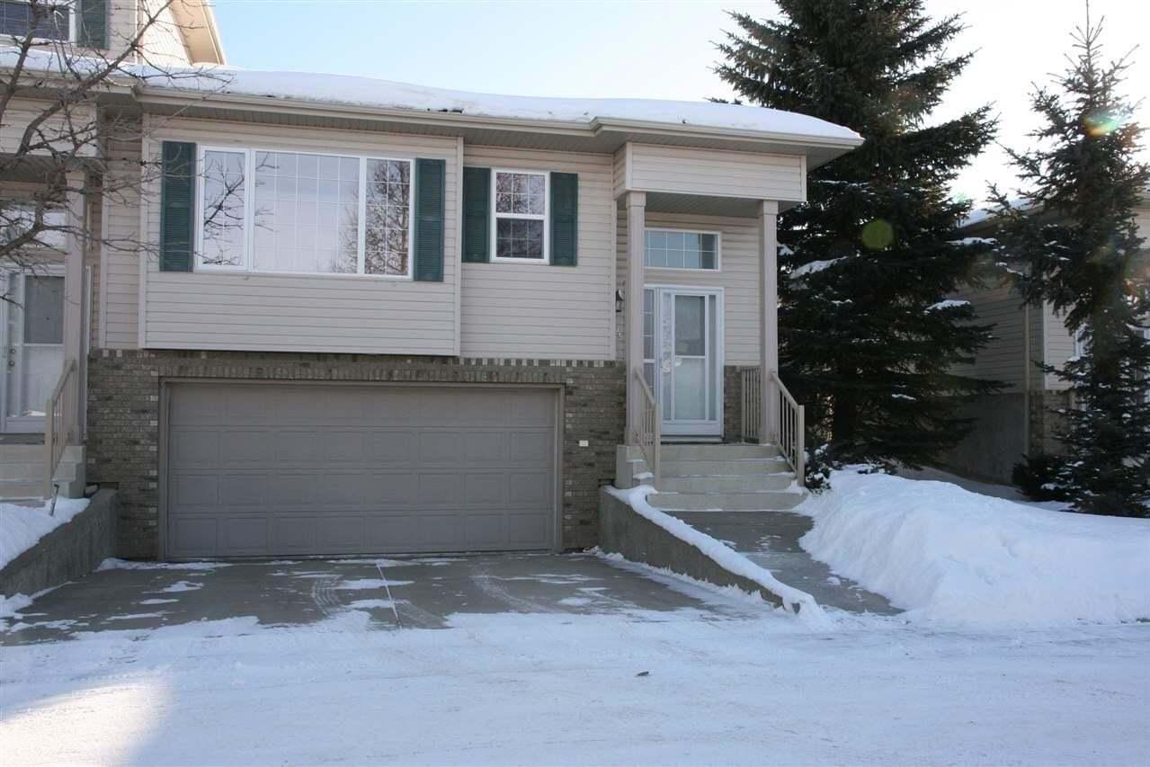 Townhouse for sale at 420 Hunters Gr NW Unit 14 Edmonton Alberta - MLS: E4188144