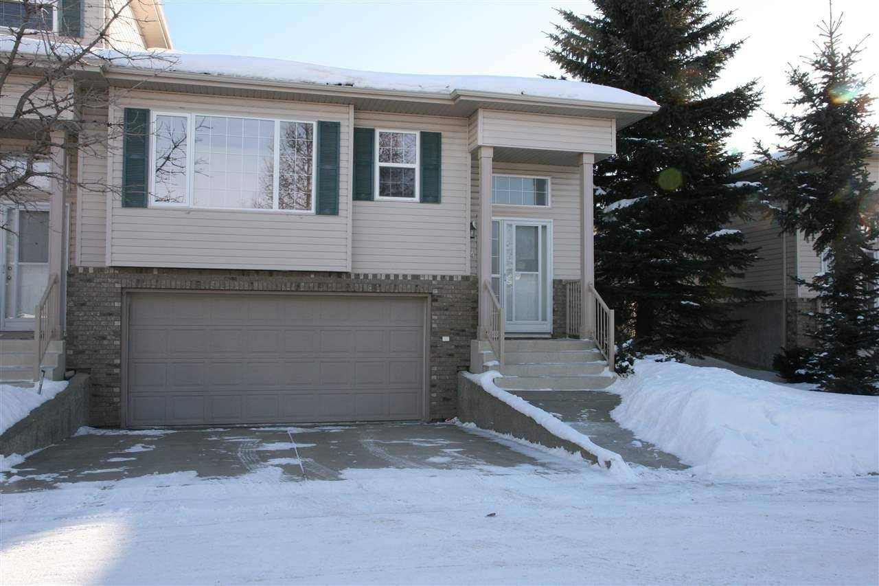 Townhouse for sale at 420 Hunters Gr Nw Unit 14 Edmonton Alberta - MLS: E4188144