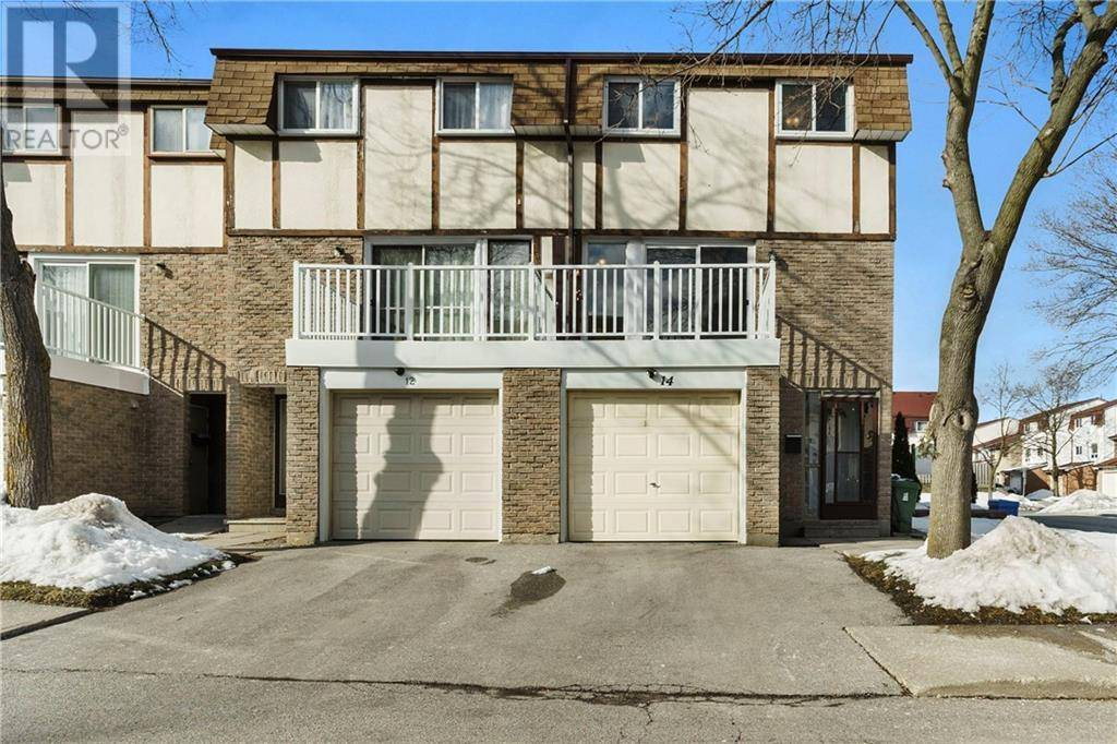 Townhouse for sale at 44 Chester Le Blvd Unit 14 Scarborough Ontario - MLS: 30792243