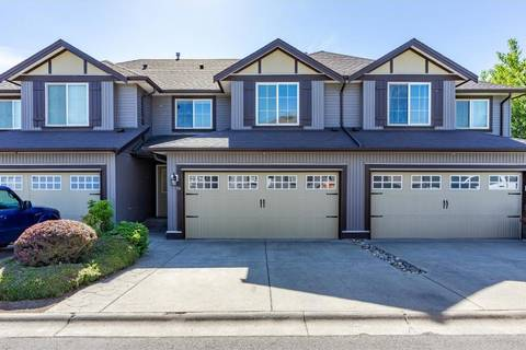 Townhouse for sale at 46225 Ranchero Dr Unit 14 Chilliwack British Columbia - MLS: R2379610