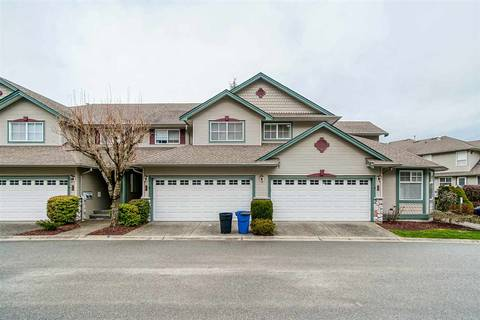 Townhouse for sale at 46360 Valleyview Rd Unit 14 Chilliwack British Columbia - MLS: R2454537