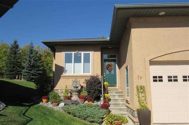 Townhouse for sale at 50 Oakridge Dr Unit 14 St. Albert Alberta - MLS: E4216709