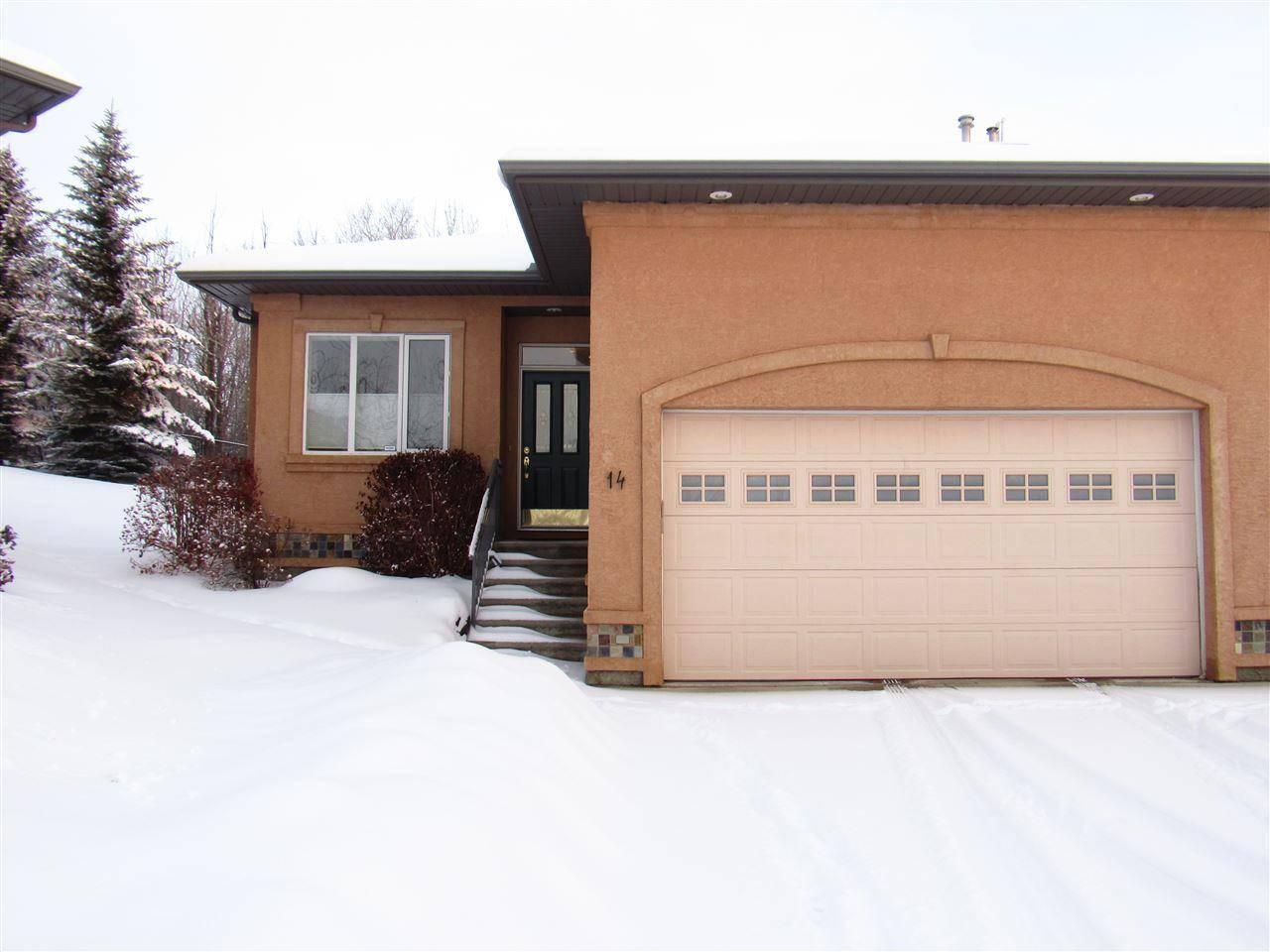 Townhouse for sale at 50 Oakridge Dr Unit 14 St. Albert Alberta - MLS: E4184433