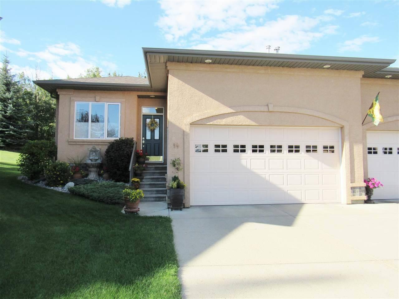 Townhouse for sale at 50 Oakridge Dr Unit 14 St. Albert Alberta - MLS: E4193358