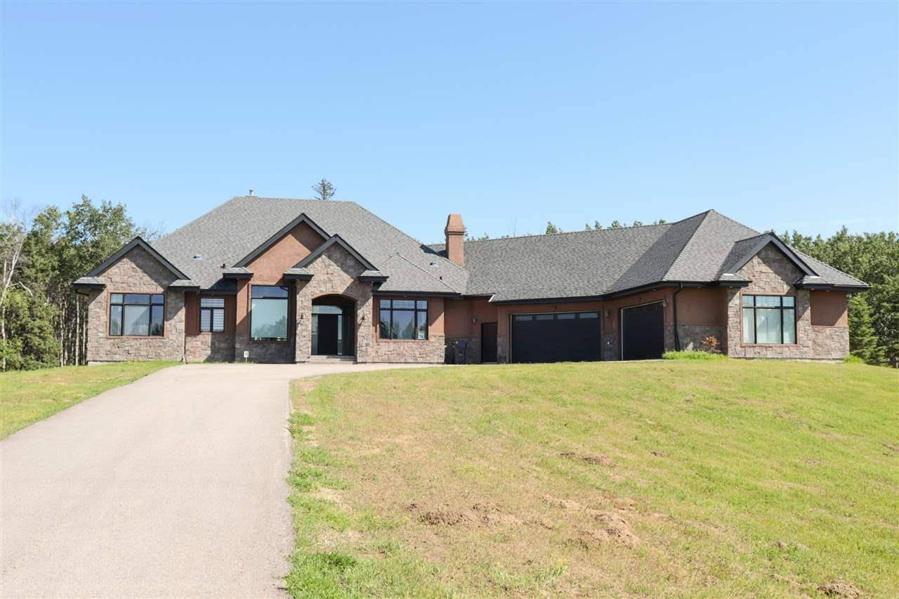 House for sale at 51222 Rge Rd Unit 14 Rural Parkland County Alberta - MLS: E4192696