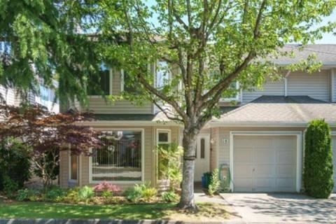 Townhouse for sale at 5311 Lackner Cres Unit 14 Richmond British Columbia - MLS: R2377798