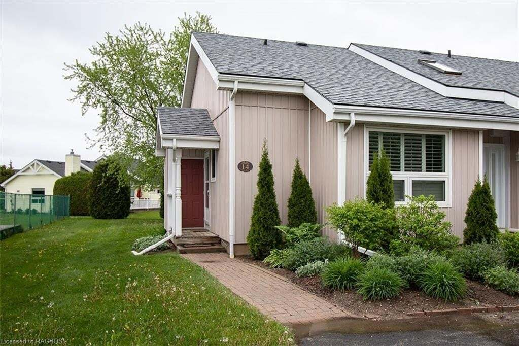 Townhouse for sale at 58 Alice St Unit 14 Thornbury Ontario - MLS: 262941