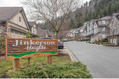 Townhouse for sale at 5900 Jinkerson Rd Unit 14 Sardis British Columbia - MLS: R2432775