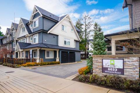 Townhouse for sale at 6033 Williams Rd Unit 14 Richmond British Columbia - MLS: R2425228