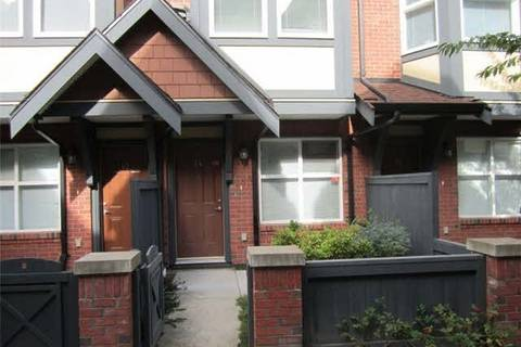 Townhouse for sale at 6099 Alder St Unit 14 Richmond British Columbia - MLS: R2436023