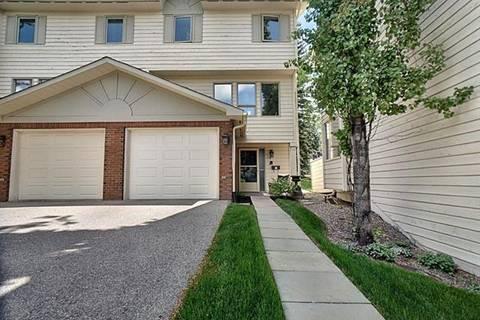 Townhouse for sale at 64 Woodacres Cres Southwest Unit 14 Calgary Alberta - MLS: C4254037