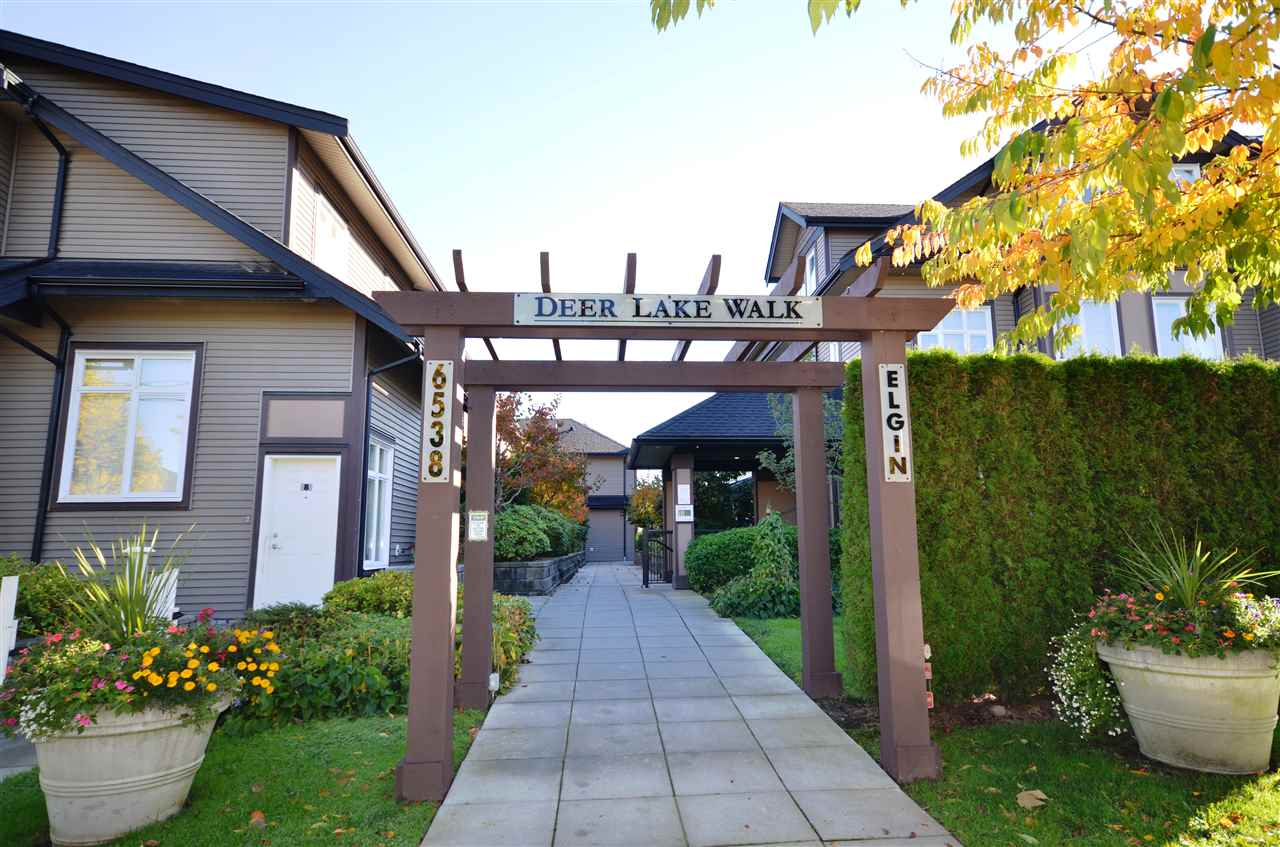 For Sale: 14 - 6538 Elgin Avenue, Burnaby, BC   2 Bed, 2 Bath Townhouse for $675,000. See 18 photos!