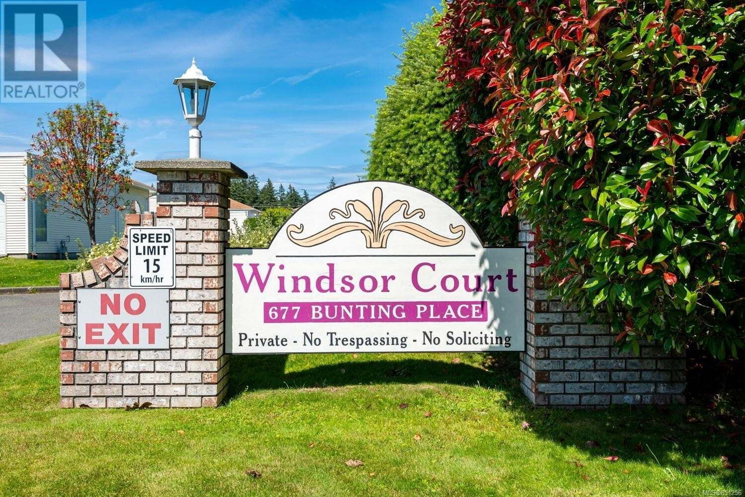 Townhouse for sale at 677 Bunting  Unit 14 Comox British Columbia - MLS: 851256