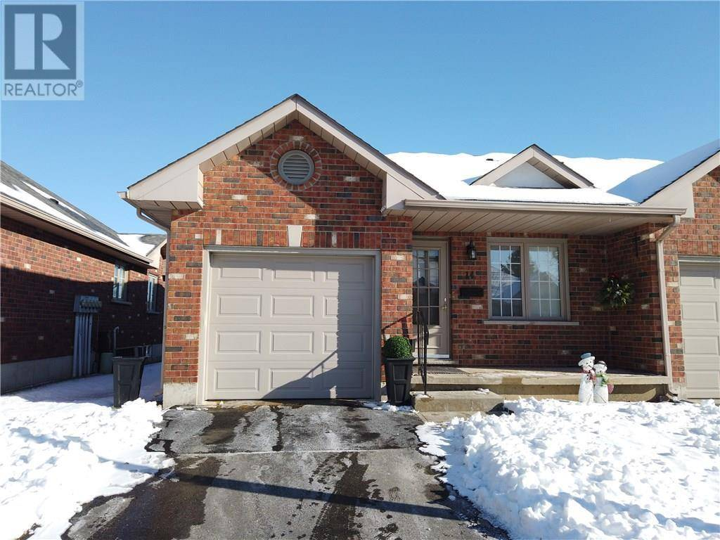 Townhouse for sale at 694 Grey St Unit 14 Brantford Ontario - MLS: 30786103