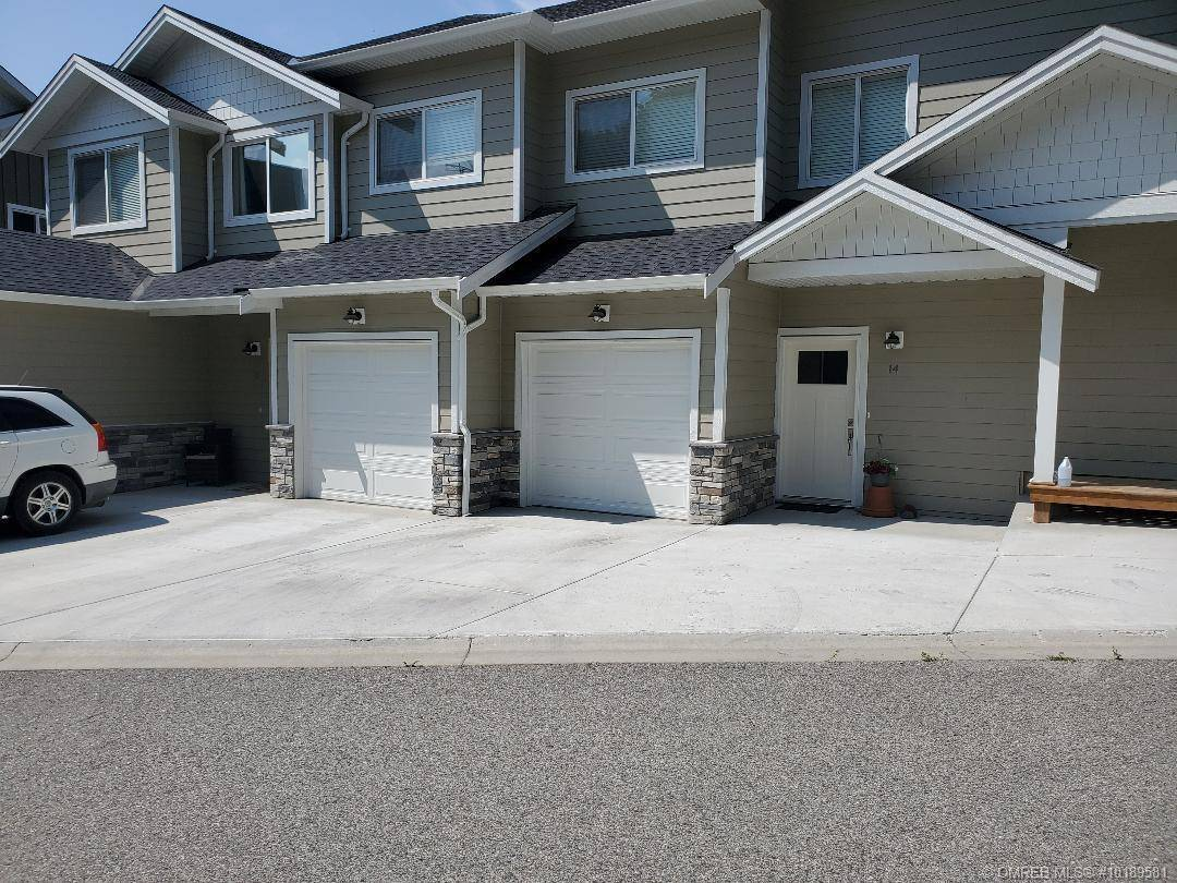 Townhouse for sale at 695 Webster Rd Unit 14 Kelowna British Columbia - MLS: 10189581
