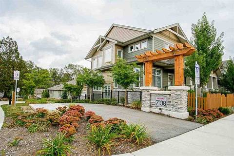 Townhouse for sale at 7138 210 St Unit 14 Langley British Columbia - MLS: R2426290