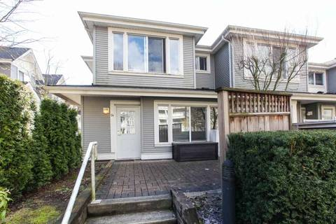 Townhouse for sale at 7370 Stride Ave Unit 14 Burnaby British Columbia - MLS: R2354706
