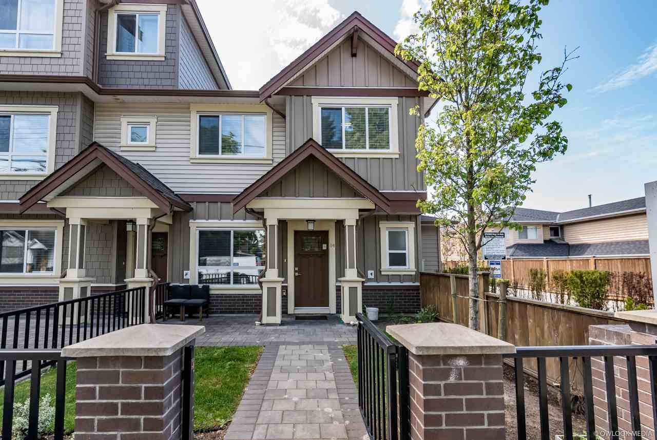 Removed: 14 - 7551 North No 2 Road, Richmond, BC - Removed on 2018-07-16 15:09:39