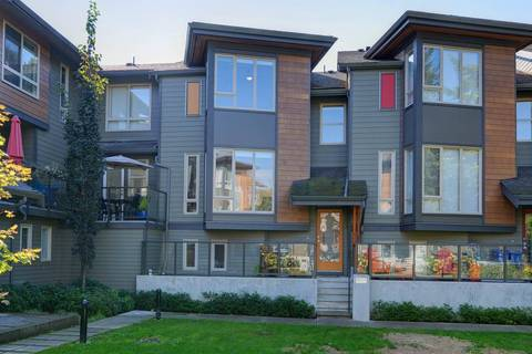 Townhouse for sale at 757 Orwell St Unit 14 North Vancouver British Columbia - MLS: R2308821
