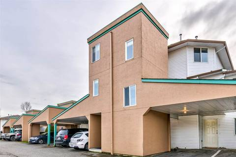 Townhouse for sale at 7715 Luckakuck Pl Unit 14 Chilliwack British Columbia - MLS: R2435546