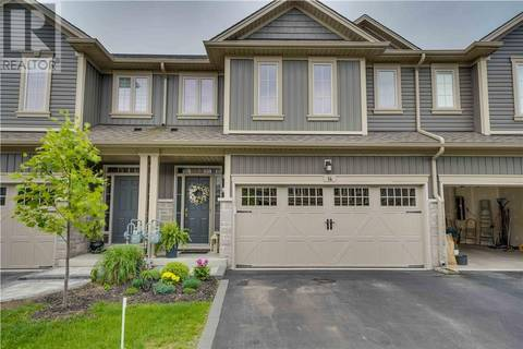 Townhouse for sale at 80 Willow St Unit 14 Paris Ontario - MLS: 30740587