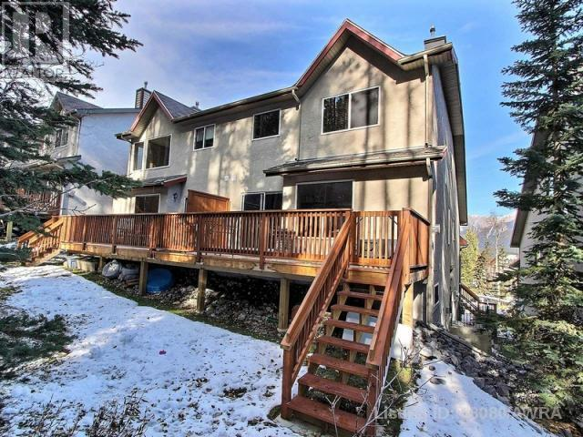 Buliding: 809 Wilson Way, Canmore, AB