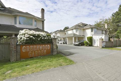 Townhouse for sale at 8220 Bennett Rd Unit 14 Richmond British Columbia - MLS: R2368361