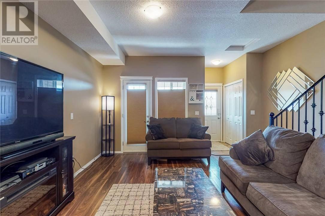 Condo for sale at 89 Sunrise Wy Sw Unit 14 Medicine Hat Alberta - MLS: mh0175329