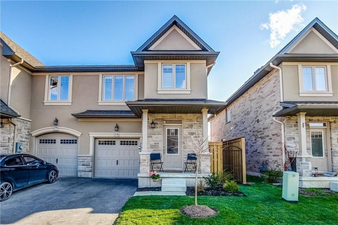 Townhouse for sale at 98 Shoreview Pl Unit 14 Stoney Creek Ontario - MLS: H4088041