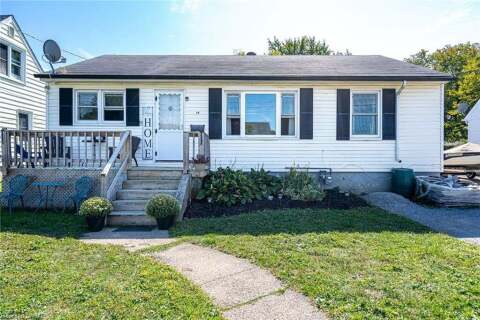 House for sale at 14 Admiral Rd St. Catharines Ontario - MLS: 40024401